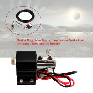 Car Roll Control Hill Holder Front Brake Line Lock Heavy Duty Push button switch