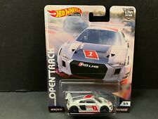 Hot Wheels Audi R8 Lms Abierto Track Fpy86-956h 1/64