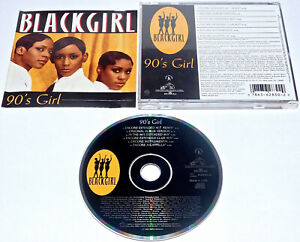 Black girl BlackGirl 90's Girl Music CD Complete in case Rare See our store