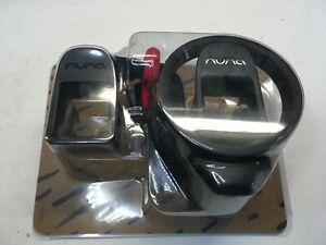 NUNA AACE Cup Holder Starter Kit for Booster Seat & Latch Belt Position Clip New