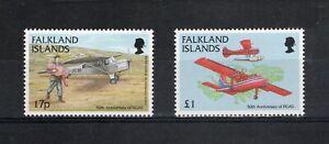 1998 Falkland Islands 50th Anniv.Falkland Islands Government U/M set