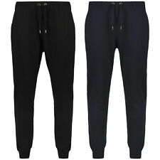 New Mens Tracksuit Bottoms Fleece Joggers Gym Trackies Sweatpants Warm Trousers