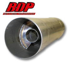 "FTE Resonator / muffler 5x17.5"" for 5"" exhaust piping RM5517A"