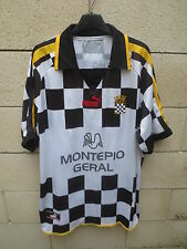 VINTAGE Maillot BOAVISTA 2003 2004 PUMA jersey shirt damier camiseta XXL