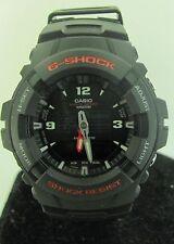 G-Shock Casio G100-1BV Classic Analog-Digital Anti-Magnetic black Men Watch