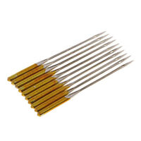 20Pcs Home Sewing Machine Needles for Brother Janome Singer etc 90/14 75/11