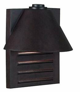 Kenroy Home 10161COP Fairbanks Lantern, Copper, Large