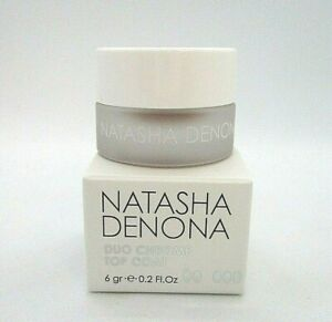 Natasha Denona Duo Chrome Top Coat ~ Brown / Mauve / Purple ~ 0.2 oz / BN