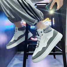 New listing Brand New Men's Running Shoes High-Top Casual Sports Couple Basketball Shoes Out