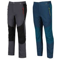 Regatta Mens Sungari Lightweight Water Repellent Stretch Trousers 70% OFF RRP