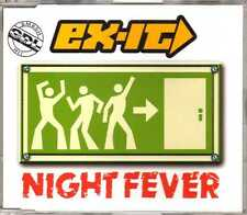 Ex-It - Night Fever - CDM - 1996 - House Bee Gees Cover
