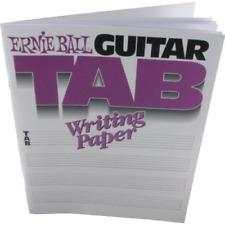 Ernie Ball 7021 Guitar Tab Book