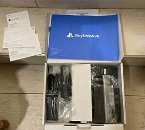 Sony Playstation 4 VR Set Brille inkl. Kamera und VR Worlds, Neu - OVP