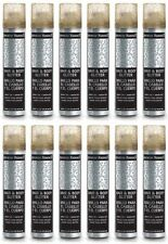 12 X Jerome Russell Hair and Body Glitter Spray Gold 2.3oz