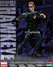 Kotobukiya ArtFX+ Marvel Hawkeye Avengers Now Statue Mk157 IN STOCK USA SELLER