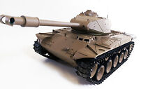 U.s Military 2.4g Heng Long Walker Bulldog M41a3 Smoking Sound BB RC Battle Tank