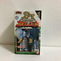 Power Rangers Wild Force Gaoranger Zord Animal variation morpher figure Chogokin