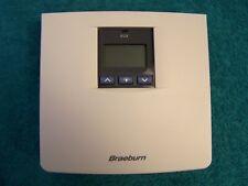 Braeburn 3100 2-Heat 2-Cool Non-Programmable backlit thermostat