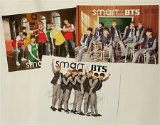 BTS BANGTAN BOYS SMART X BTS OFFICIAL PHOTO SET (3PCS)