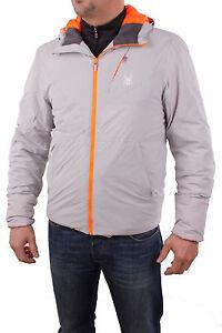 Spyder Men's 153008-050 Ski Jacket Functional Jacket Bernese Jacket Light Grey