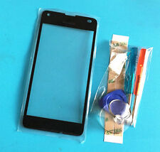 New black Touch screen outer glass Lens+Tools For Nokia Lumia Microsoft 550