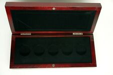 """2012 Canada Silver Proof 1 Cent Penny EMPTY COIN CASE - """"Farewell Set"""""""