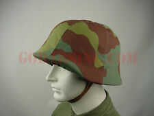 WW2 German Heer/Elite Italian Camo Helmet Cover