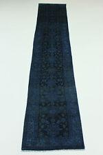 look antique en exclusivité Vintage élégant LOBULE Tapis de Perse Tapis d'Orient