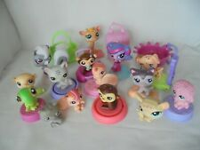 LPS LITTLEST PET SHOP Lot Dog Cat McDonalds Happy Meal Figures C