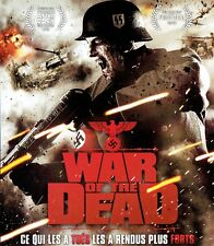 BLU RAY - WAR OF THE DEAD