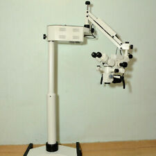 Mars International Dental With Led Light Source Free Shipping Camera And Screen