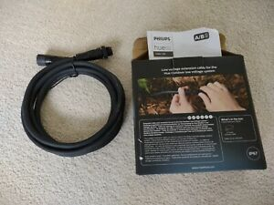 Philips Hue - Cable Extension 2.5m  Outdoor- White & Color Ambiance used once.