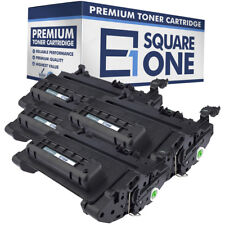 eSquareOne Compatible Toner Cartridge Replacement for HP 90A CE390A Black 4-Pack