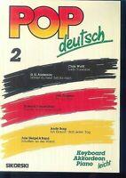""""""" POP deutsch 2 """""""