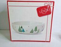 Lenox Balsam Lane Serving Bowl 80 oz. NEW in Original Box KK