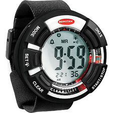 RONSTAN RACE TIMER RF4050 Black/Red/White NEW SAILING WATCH
