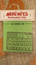 Ganci cofano1/24 Merikits Hood hooks Bonnet pins