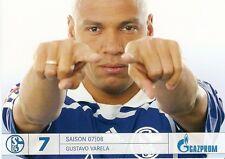 AK Gustavo Varela  FC Schalke 04  2007/08