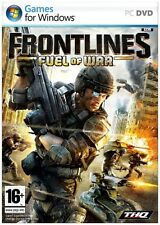 Frontlines: Fuel of War (PC DVD) PC 100% Brand New
