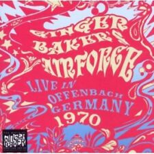 Ginger Baker's Airforce - Live in Offenbach 1970 2CD NEU OVP