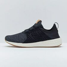 New Balance Men's Fresh Foam Cruz Shoes NEW AUTHENTIC Black MCRUZOB