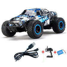 1/16 2.4GHz High Speed SUV RC Car 4CH Crawler Remote Control Truck W/USB Cable