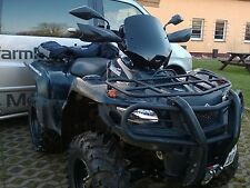 Quad ATV Scheibe Windschild Suzuki LT-A King TGB Blade Kymco MXU 750 500 425 300