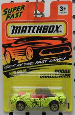 DODGE SCAT PACK CHALLENGER BOYS DRAG RACE 1970 1 SUPERFAST MOPAR MBX MATCHBOX MB