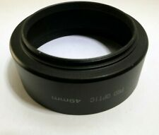 Pro Optic 49mm Metal Lens Hood Shade screw in type for Telephoto 135mm 105mm