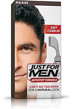 Just For Men Auto Stop Mens Hair Colouring Dye Colour BLACK AutoStop A55