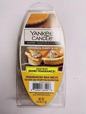 Yankee Candle Homemade Pumpkin Pie Fragranced Wax Melts
