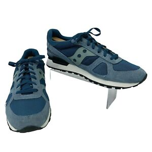 Saucony Running Shoes Men's Size 12 Shadow Original Blue Athletic Training