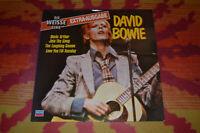 ♫♫♫ David Bowie - Die Weisse Serie Extra-Ausgabe, Decca 6.25549 LF, Vinyl LP ♫♫♫