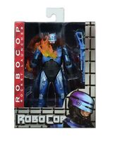 TERMINATOR vs ROBOCOP Action Figure Rocket Launcher 15cm Originale NECA in Box